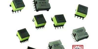 Würth Elektronik adds PoE++ to MID-POE series of PoE transformers