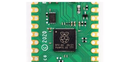 Farnell offers Raspberry Pi RP2040 as standalone chip