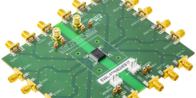 Analog Devices introduces first in iCoupler digital isolator family