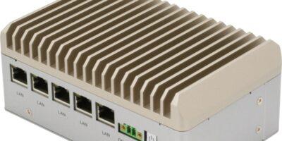 Box PC powered by Nvidia Jetson TX2 NX provides AI at the edge