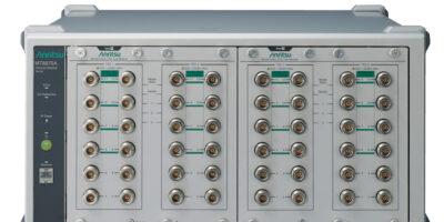 Anritsu adds MU887002A-007 hardware option to extend wireless test set