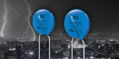 IsoMOV protectors have enhanced surge protection, says Bourns