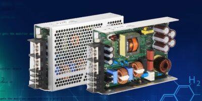 Components Bureau adds Cosel's AEA600F medical power supplies