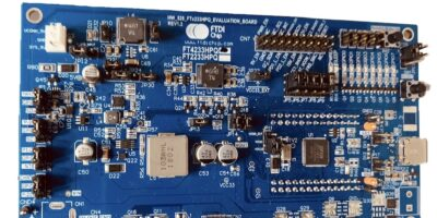 Evaluation board complements FTDI's USB power delivery ICs