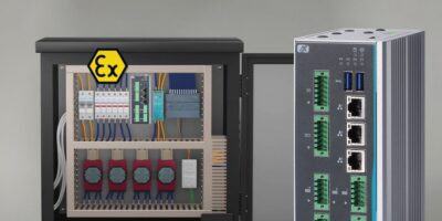 IIoT gateway operates in hazardous environments says Impulse Embedded