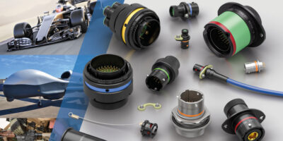 Lane Electronics offers modification service for Souriau 8STA connectors