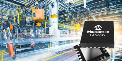 Ethernet PHYs add multi-drop bus architecture for industrial networks
