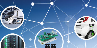 Replace silicon IGBTs with SiC MOSFETs, urges Microchip