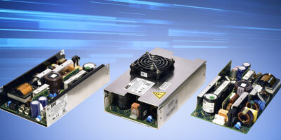 XMS500A power supplies extend hold up time for medical power supplies