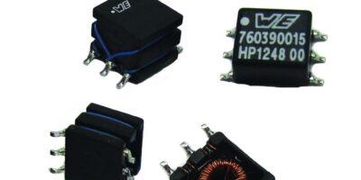 Würth Elektronik adds four transformers to MID-PPTI family
