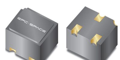 Rad-hard GaN transistor is cost-effective, says EPC Space