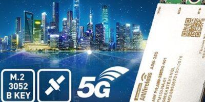 5G module accelerates AIoT says Advantech