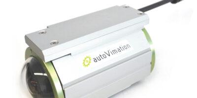 Heating plate clicks for camera operation in sub-zero temperatures