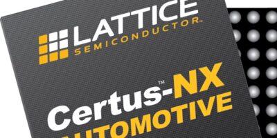 Lattice shrinks size of automotive-qualified FPGA
