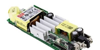 Ecopac releases Mean Well's modular medical power supplies