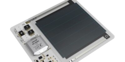 Farnell supports designers of light-energy harvesting with Epishine signing