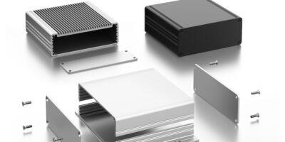 Fischer adds six enclosures to aluminium range for 100mm Eurocards