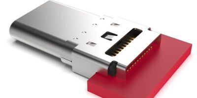 USB Type-C PCB plug gives designers the edge for docking options