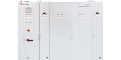 Keysight claims its battery pack test system delivers greater power in less space
