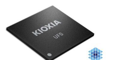 Kioxia bases UFS embedded memory on its BiCS Flash technology