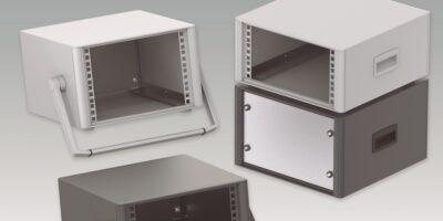 Metcase launches half-width portable Technomet enclosures