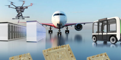 Baseless power modules improve aircraft electrical system efficiency, says Microchip