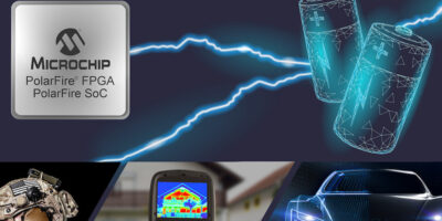 Low density PolarFire FPGAs reduce static power consumption