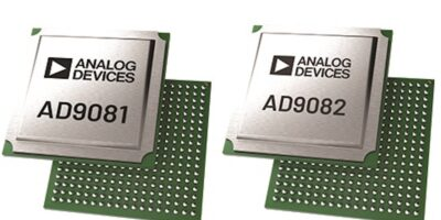 Richardson RFPD announces Analog Devices' mixed-signal RF converters