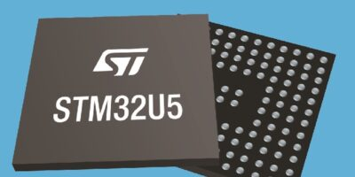 STM32U5 general purpose microcontrollers confirm cyber protection