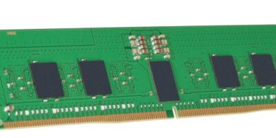 DDR5 modules enhance stability in industrial applications