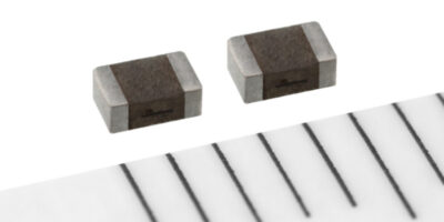 Compact thin film power inductors resist strain in automotive circuits