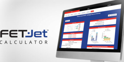 Calculator simplifies power analysis for SiC FET and Schottky diode selection