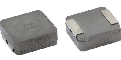 Vishay Intertechnology elevates temperature range in IHLPL inductor