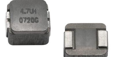 AEC-Q200 IHLP inductor has high temperature range in low profile device