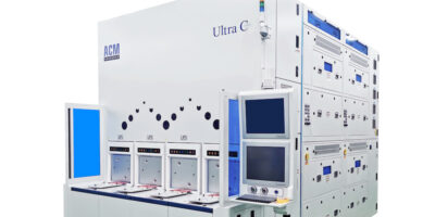 High- temperature single wafer SPM tool ships for 3D-NAND production
