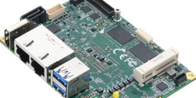 PICO-ITX board powers industrial AI and machine vision, says Aaeon