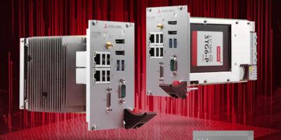 Adlink bases server-grade PXIe controller on Intel Xeon E-2276ME processor