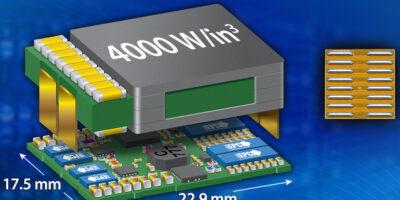 EPC shrinks eGaN FET – EPC2069 suits high power density performance