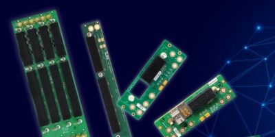 Power- and ground-only VPX backplanes reduce development time
