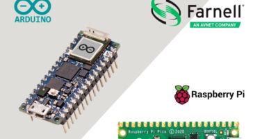 Arduino and Raspberry Pi dev boards can be used in production systems