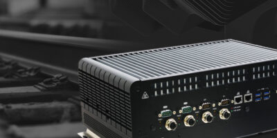 Embedded PC targets AIoT and is certified for rail use
