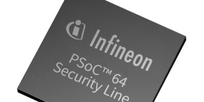 PSoC 64 microcontrollers protect against scalable software attacks
