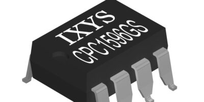 Optically isolated load-biased gate driver provides fast load turn-on speeds