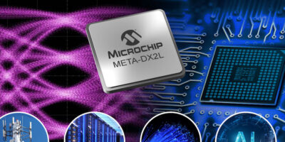 Compact 1.6Tbits per second Ethernet PHY connects to 5G, AI and data centres
