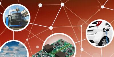 Configurable digital gate driver complements Microchip's SiC MOSFET range