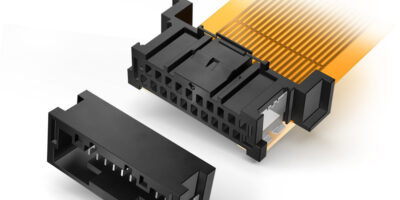 Panasonic Industry builds on board-to-FPC connector with CF2 model
