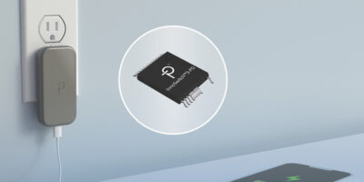 Integrated InnoSwitch3-PD reduces adapter/charger component count