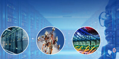 Compact, low noise oscillators perform for data centres