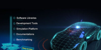 R-Car development kit assembles tools for deep learning in vehicle design