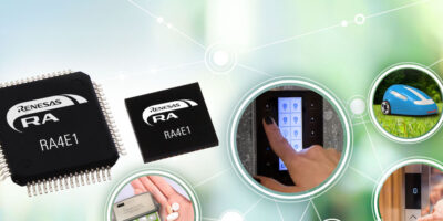 Renesas adds Arm Cortex-M330-based microcontroller to RA4 family